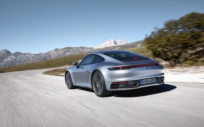 Zvenku evoluce, uvnitř revoluce. Ikonické Porsche 911 přichází v propracované osmé generaci