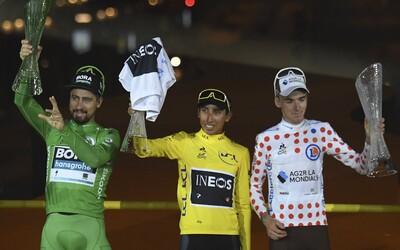 Zverejnili celkové príjmy cyklistov na Tour de France 2019. Koľko zarobil Peter Sagan?