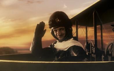 Zverejnili trailer k filmu o M. R. Štefánikovi, v snímke nechýba hlbší odkazov pre Slovákov, známi herci či nahota