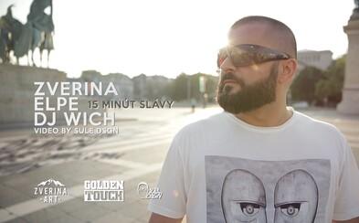 Zverina, Elpe a DJ Wich predstavujú ďalšiu spoločnú skladbu aj s videoklipom