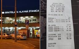 Zviezli sme sa v najdrahšom taxíku v Bratislave. Chceli sme zistiť, ako škandál Aladára Čoku vplýva na jeho biznis
