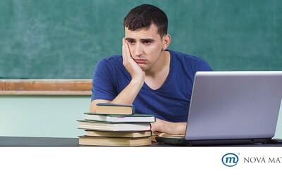 Zvládl bys maturitu z angličtiny? Tyto otázky dnes potrápily české maturanty