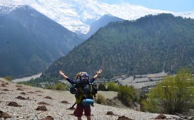 Zvládol najvyšší maratón sveta na Evereste a cestuje najmä bez plánu. Michal pred rokmi odišiel na druhú stranu Zeme a dodnes neľutuje (Rozhovor)