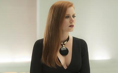 Zvodná Amy Adams bude v mysterióznej dráme vyšetrovať znásilnenie a zabitie Gyllenhaalovej manželky a dcéry
