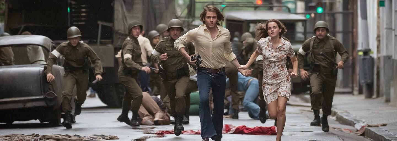 Zvodnú Emmu Watson a jej priateľa rozdelí bývalý čilský diktátor v traileri pre thriller Colonia