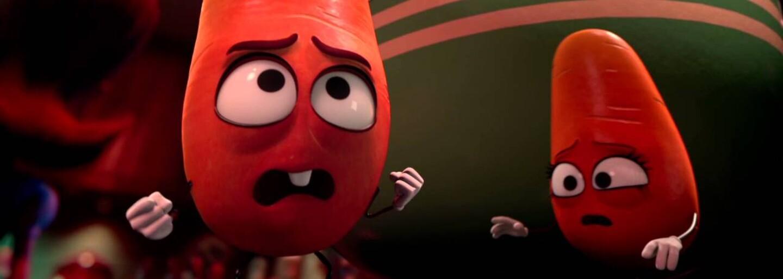Zvrátený trailer pre Sausage Party ukazuje, že nie iba jedlo, ale aj toaletný papier žije a všetko cíti