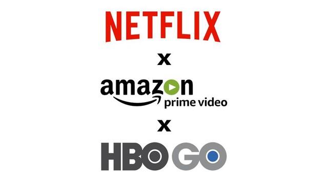 Netflix, HBO GO  alebo Prime Video ?