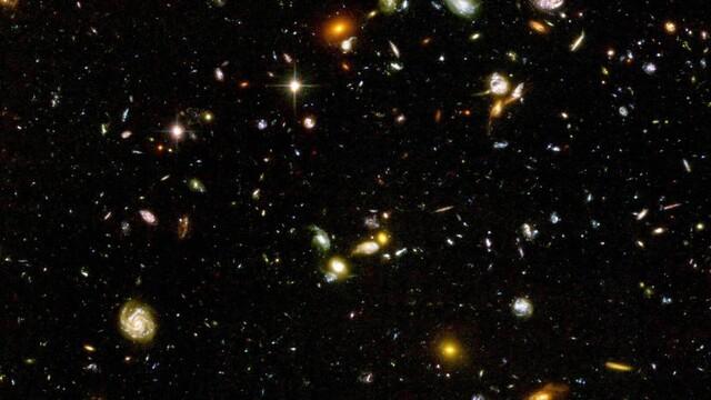 Za hranicami pozorovateľného vesmíru
