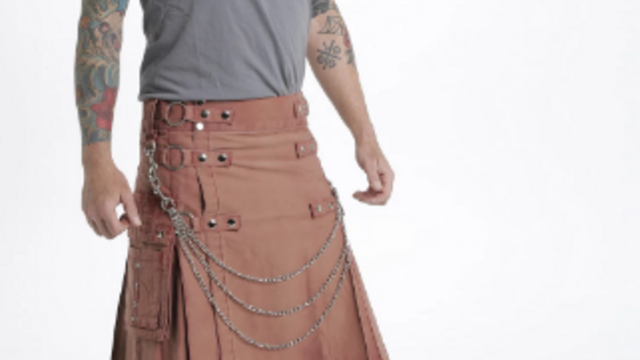 Say Goodbye To Your Old Style Kilts
