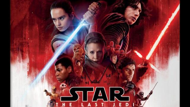 STAR WARS - Last Jedi (2017) RECENZIA