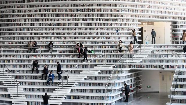 Nadčasová knižnica