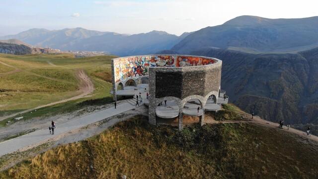 S Vix&Trips na ceste Kaukazom: Gruzínsko (časť II.)