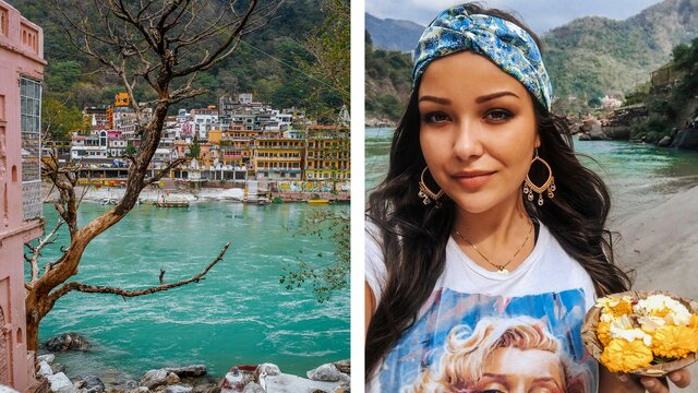 Ninka na vandrovke: Himalájsky vzduch