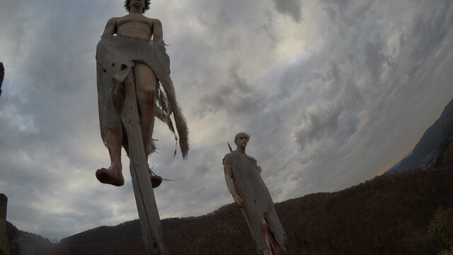 Jánošík na úteku: Smetiarske somáre, posledný upír a rumunský Hollywood