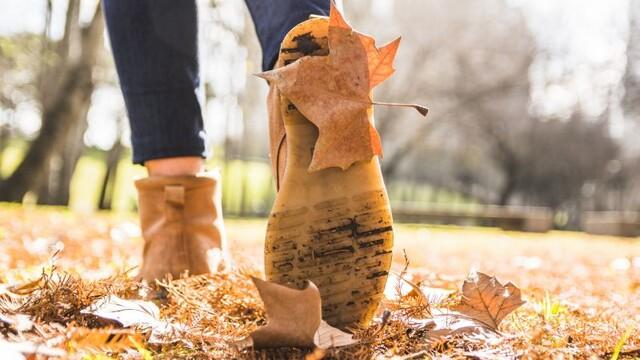Pozor na jesenné výkyvy, vaše nohy nešetria!