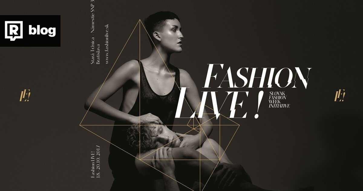 Fashion LIVE! 2017  Módna udalosť 3d6b970cbf6