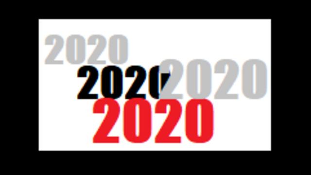 Zamyšlení nad rokem 2020