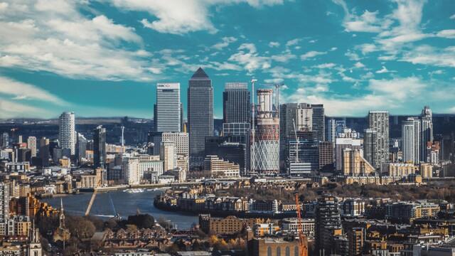 LONDÝN a jeho čaro