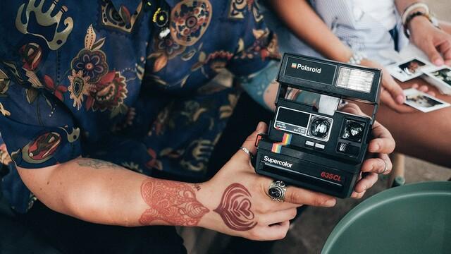 Znovuzrození Polaroidu