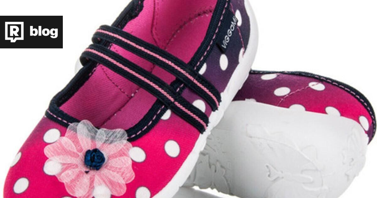 6ee06ab3b384 Oporúčaná detská obuv