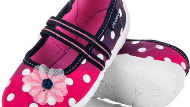 Oporúčaná detská obuv
