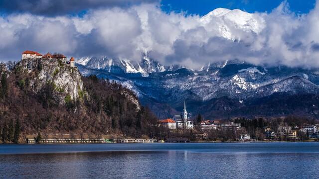 Vlakom po Slovinsku