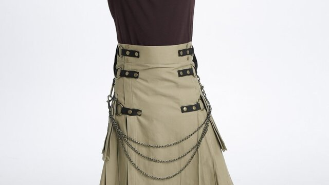 Why Scottish People like to wear Utility Kilts