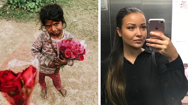 Ninka na vandrovke: Žobrala som pre deti