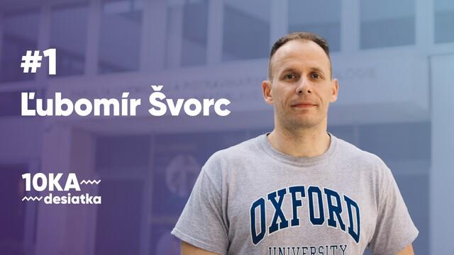 Talkshow 10ka s Ľubomírom Švorcom #1