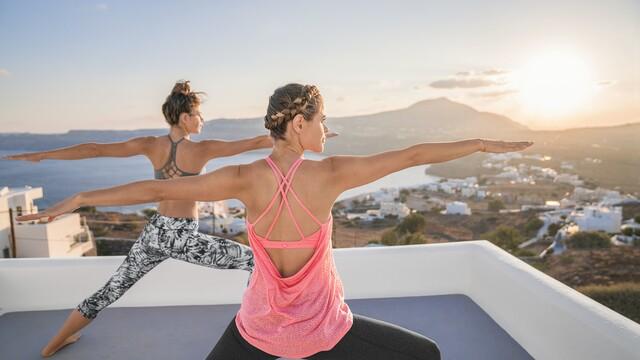 prAna: eco-friendly outfit na jogu
