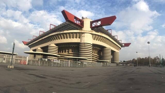 Futbalom po Európe 2:Inter Miláno-Frosinone Calcio