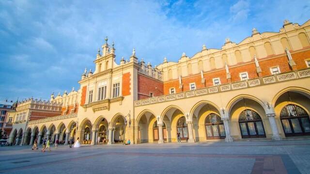 Potulky Krakówom s romantickou bodkou na záver