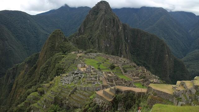 Spomienky na Južnú Ameriku - 6 - Machu Picchu