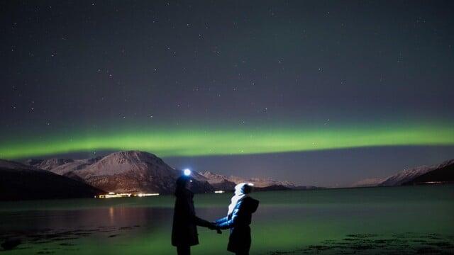 VIDEO: tip na výlet za polárnou žiarou