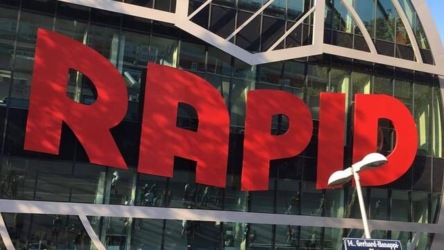Futbalom po Európe:Rapid Viedeň-Spartak Moskva