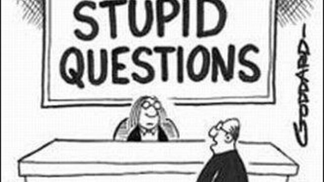 5 otázok na ktoré sa len veľmi ťažko hľadajú odpovede...
