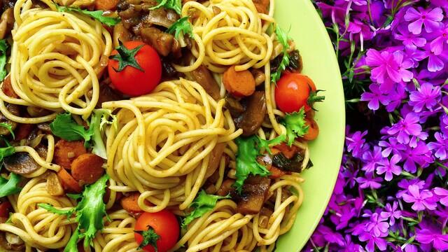 Špagety trochu inak... a rýchlo!
