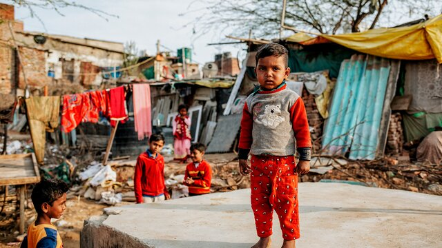 Ninka na vandrovke: Slumdog fairytale