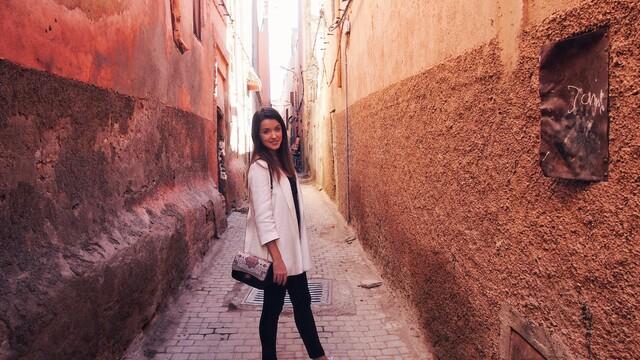 Čo  si  obliecť  do  Maroka