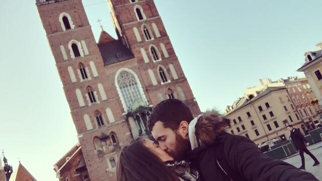 Kraków - prvá spoločná návšteva
