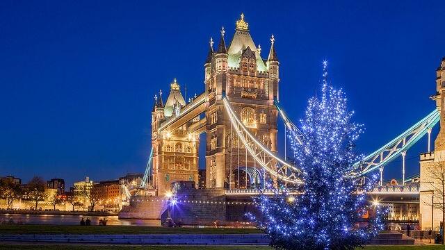 10 dôvodov, prečo navštíviť Londýn pred Vianocami