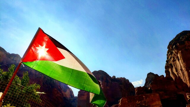 Cesta svetom – Jordánsko 🇯🇴