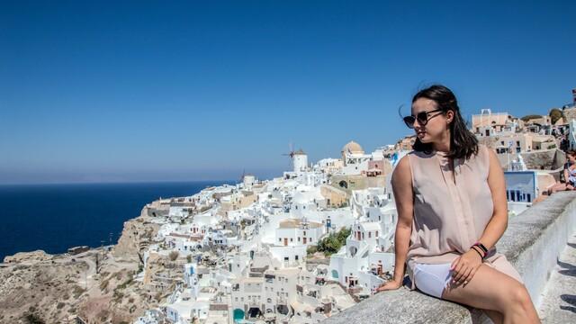 SANTORINI – Najromantickejší grécky ostrov ?