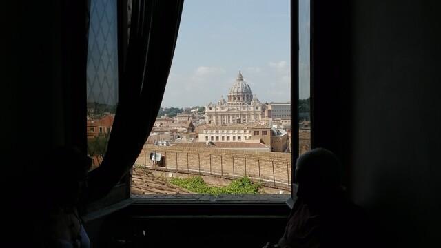 Spomienky na Rím - Deň 2