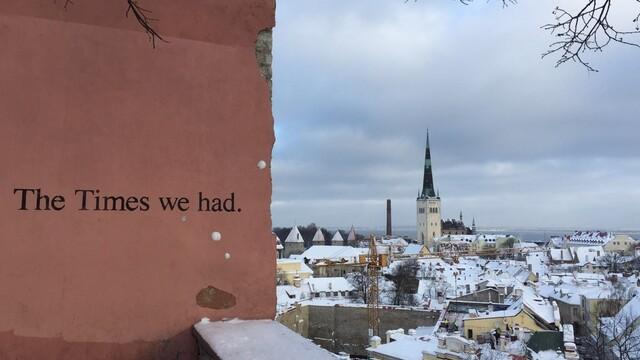 Erasmus po Estónsky: 1.Prvé dni socializácie