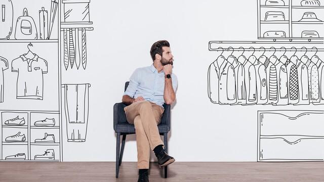 Pánský šatník by měl být minimálně stejně promyšlený jako dámský. Jak je na tom ten váš?
