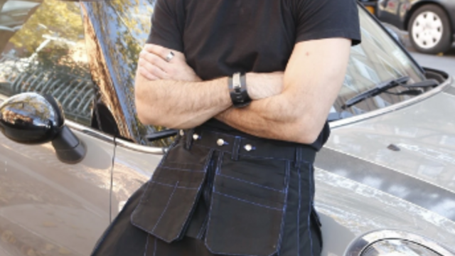 Working Kilts| Utility Kilts - Custom Made Kilts