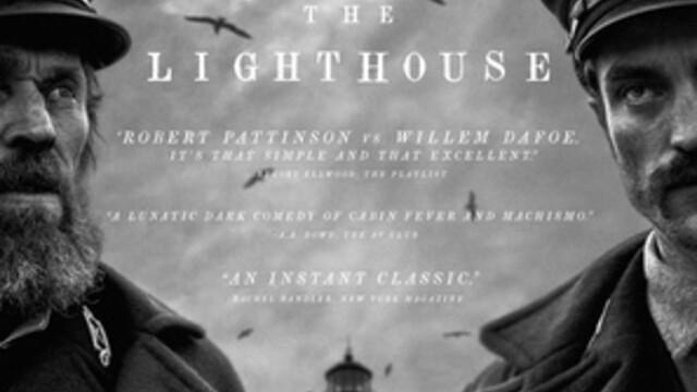 The Lighthouse (2019) RECENZIA