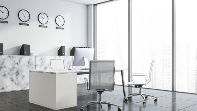 V čom spočíva efektívne zariadenie kancelárie?