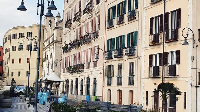 Cagliari - mesto ,ktoré dýcha históriou